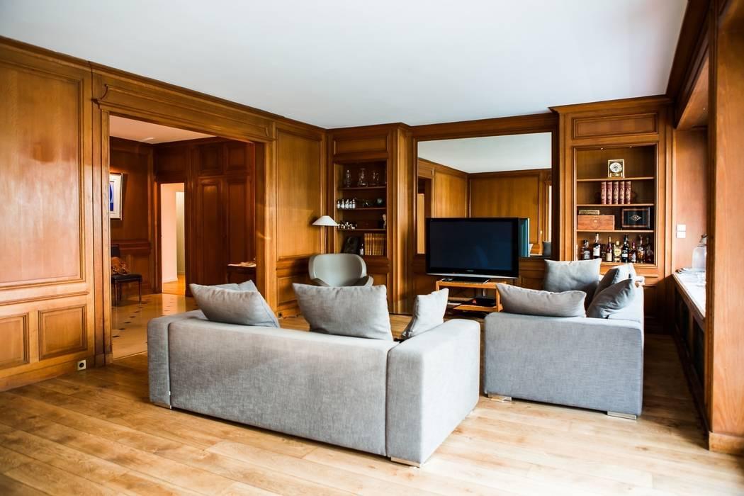 Hélène de Tassigny Classic style living room