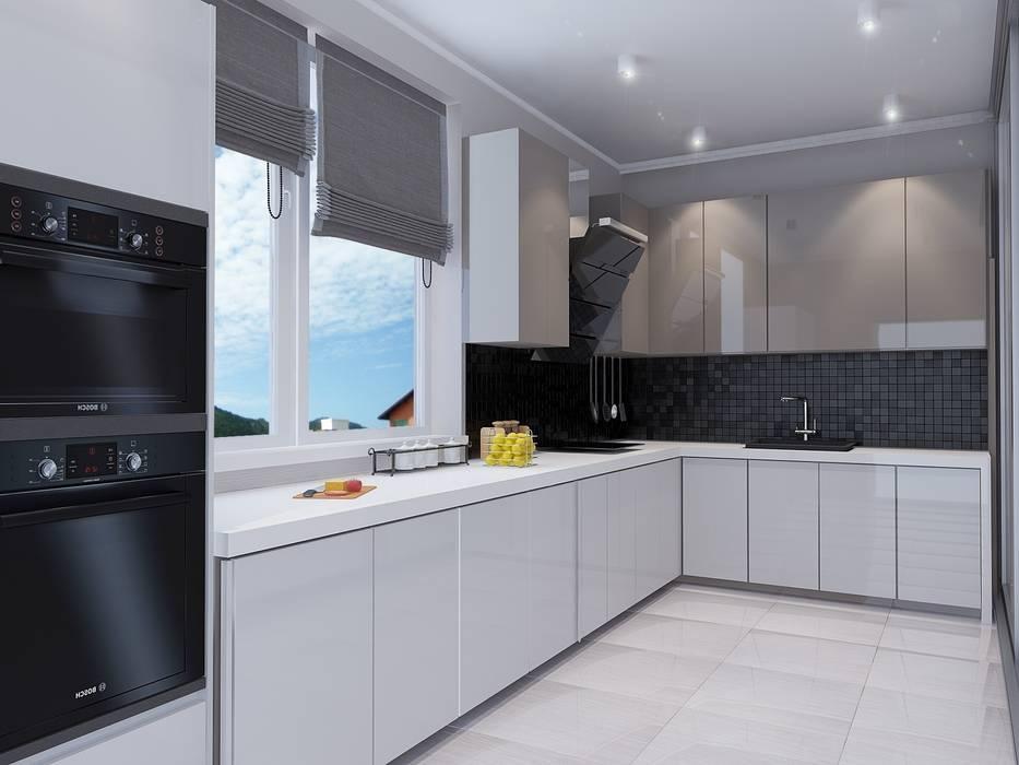 Dapur Minimalis Oleh Design Projects Minimalis