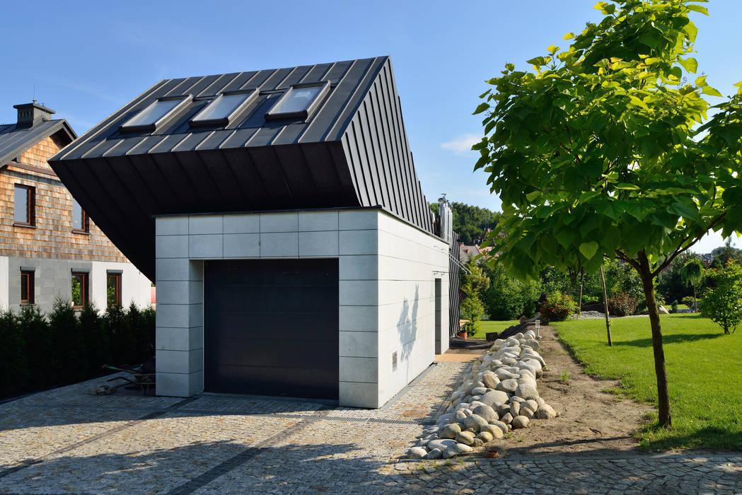 Casas minimalistas por ARCHITEKT.LEMANSKI Minimalista