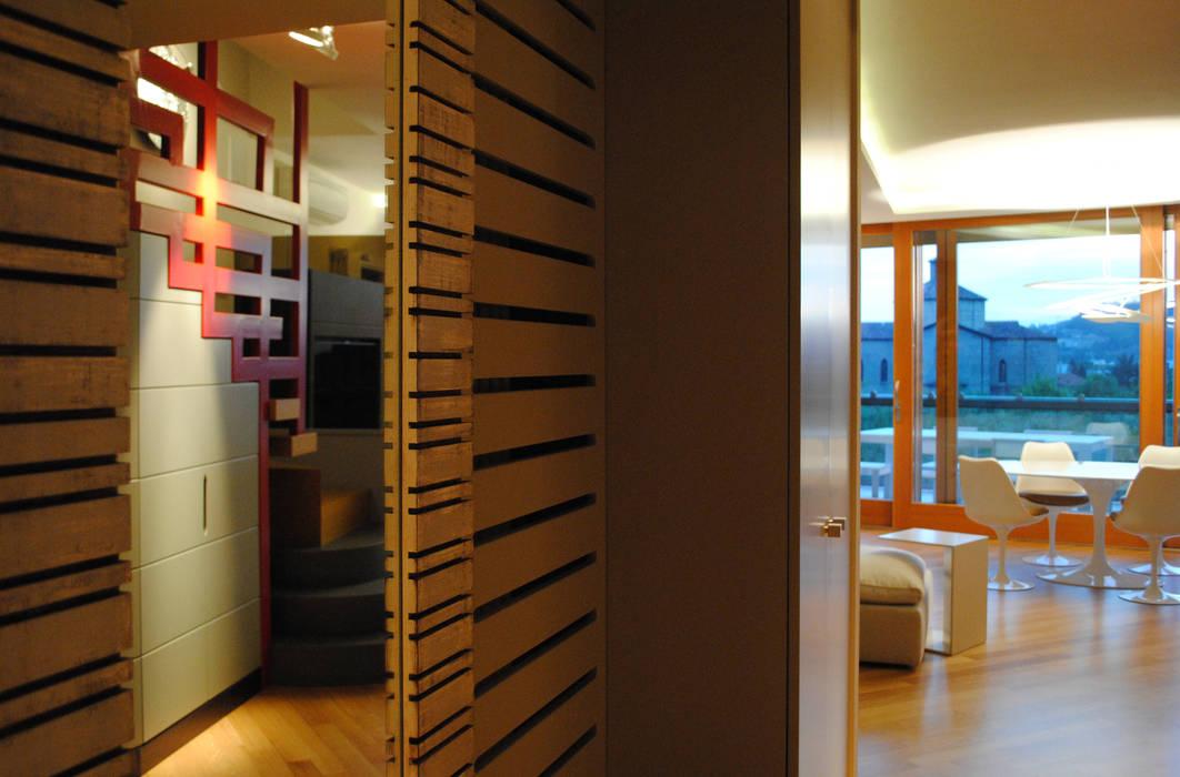 Point of View: Soggiorno in stile in stile Moderno di Laboratorio Italiano Design