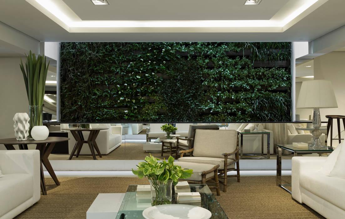 Artefacto Jardim Anália Franco 02 Lojas & Imóveis comerciais modernos por GreenWall Ceramic Moderno