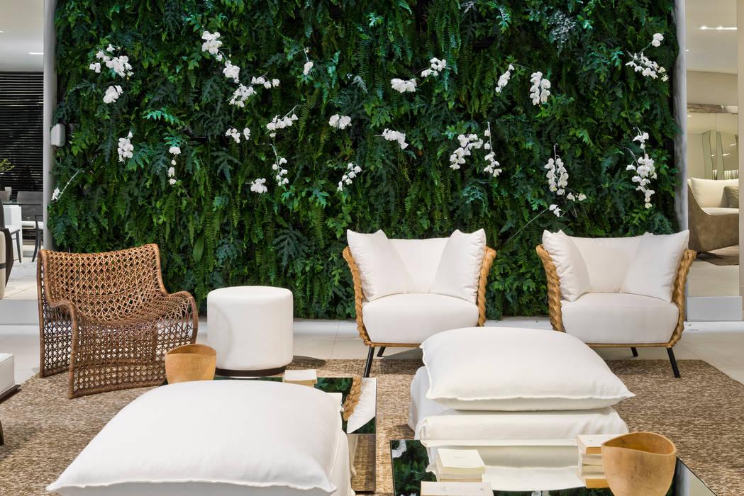 Artefacto Jardim Anália Franco 04 Lojas & Imóveis comerciais modernos por GreenWall Ceramic Moderno