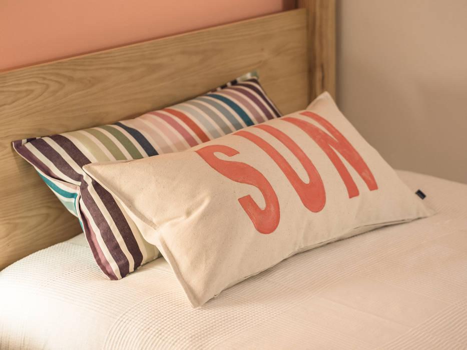 NiceWay Cascais Beach Hostel Quartos modernos por MUDA Home Design Moderno