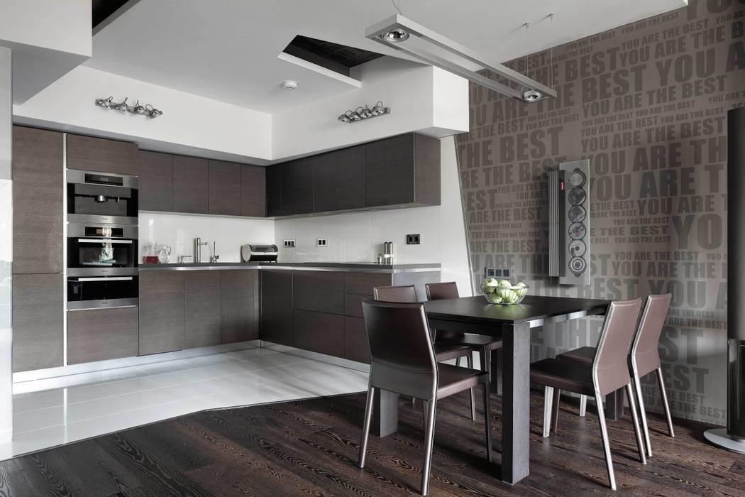 ARTRADAR ARCHITECTS Kitchen