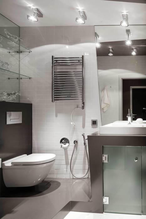 Baños de estilo minimalista de ARTRADAR ARCHITECTS Minimalista