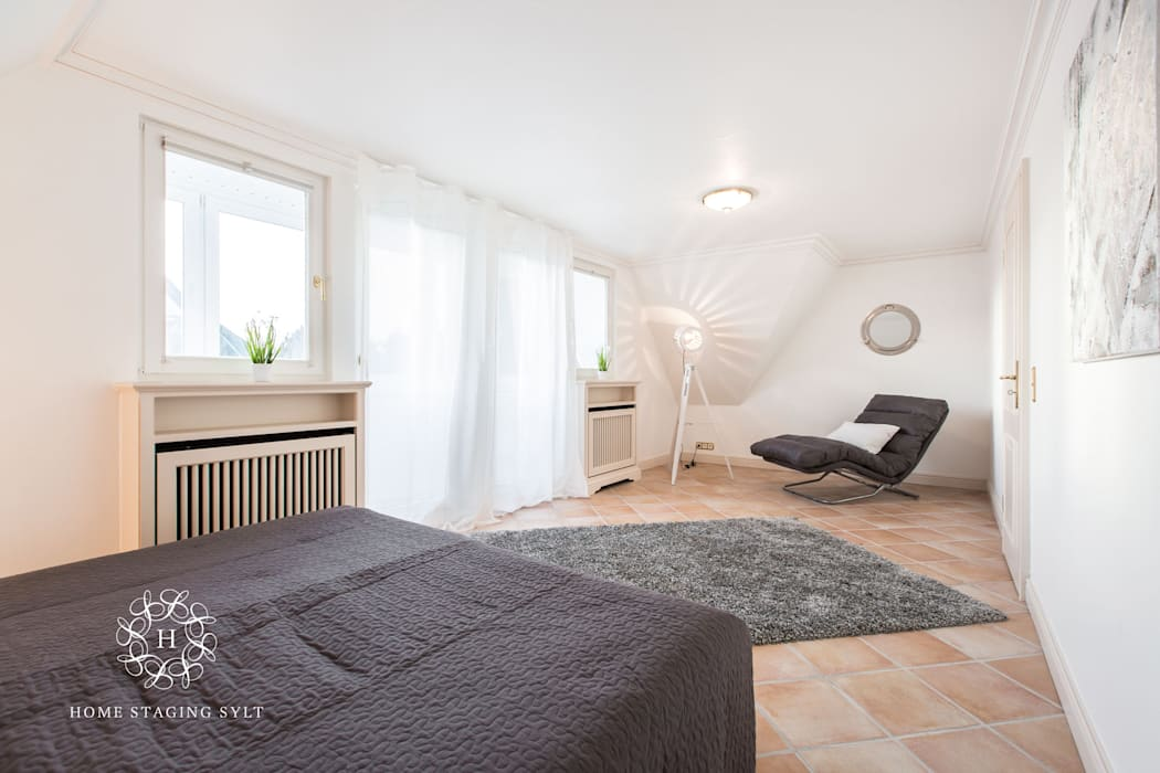 Home Staging Sylt GmbH 臥室