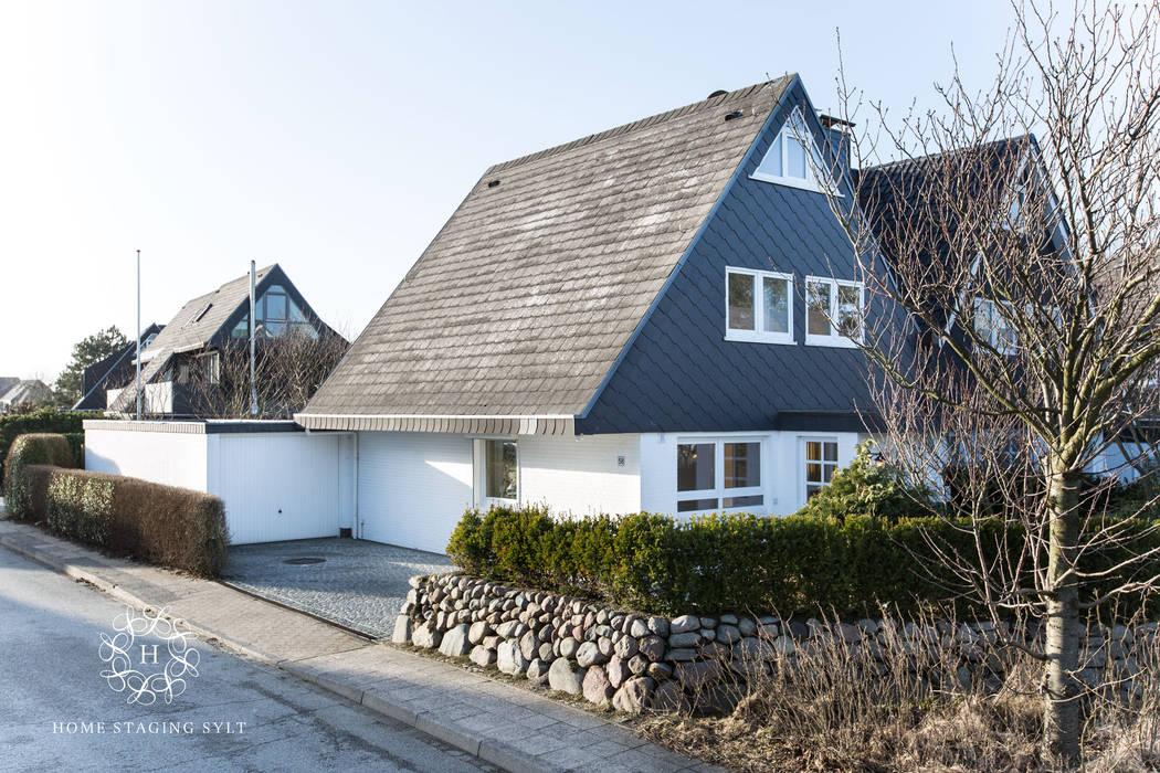 Maisons classiques par Home Staging Sylt GmbH Classique