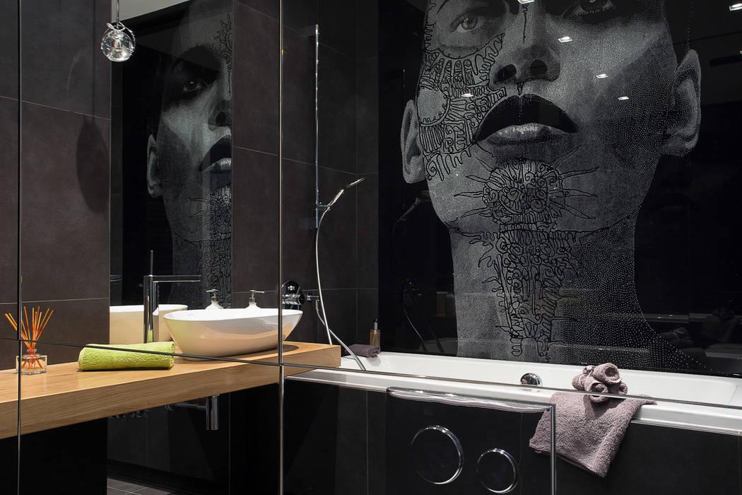 Baños de estilo minimalista de The Vibe Minimalista
