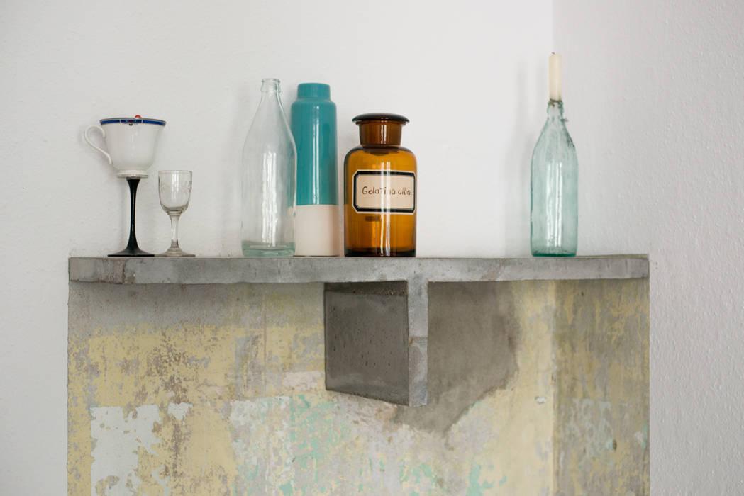 Living room theo Accidental Concrete,