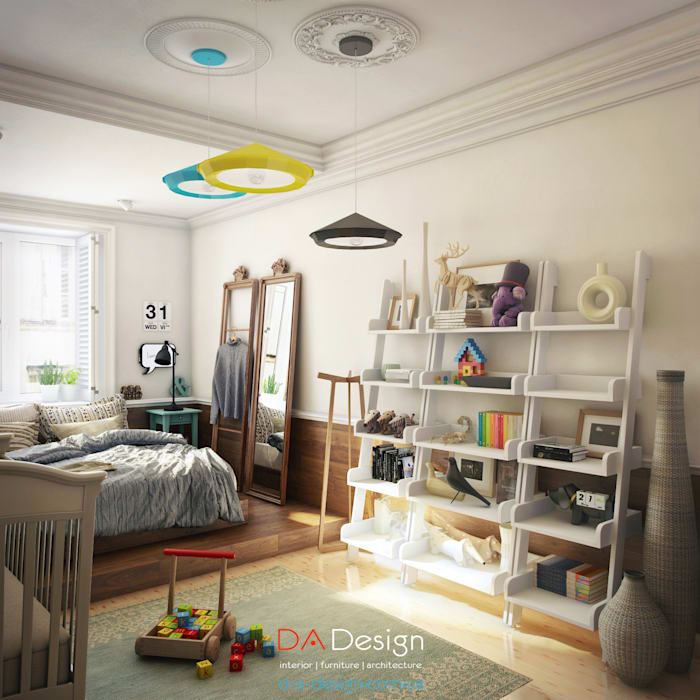 Bedroom by DA-Design