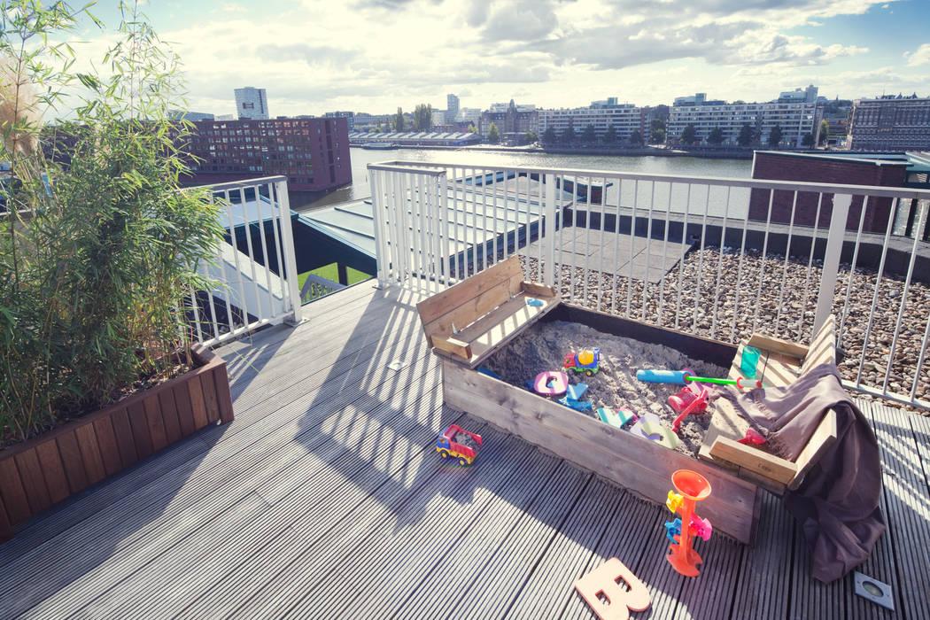 Dakterras.nl Minimalist style garden
