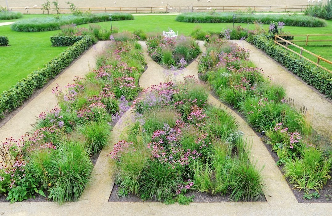 Hendriks Hoveniers สวน