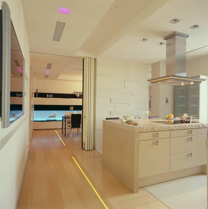 Кухня Кухня в стиле модерн от homify Модерн