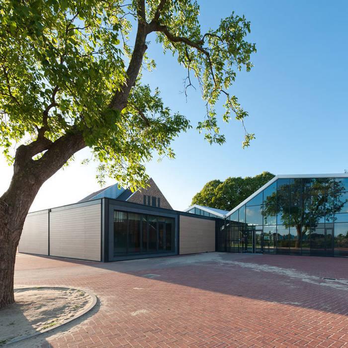 Flexlokalen Moderne scholen van Peter van Aarsen Architect Modern