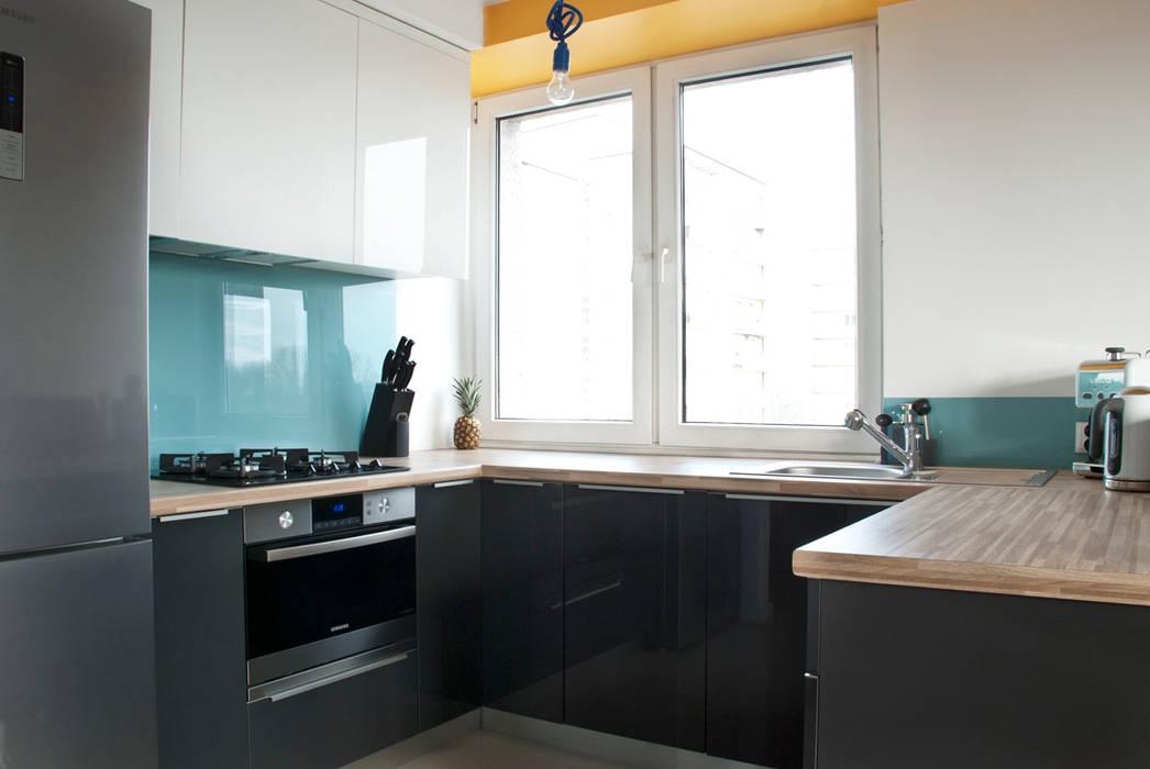 Cocinas de estilo minimalista de Och_Ach_Concept Minimalista