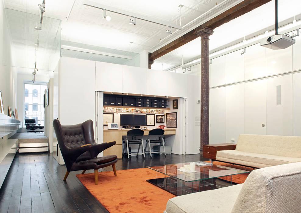 Arbeitszimmer von Slade Architecture, Industrial