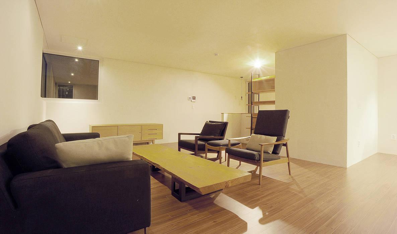 Minimalistische Wohnzimmer von homify Minimalistisch