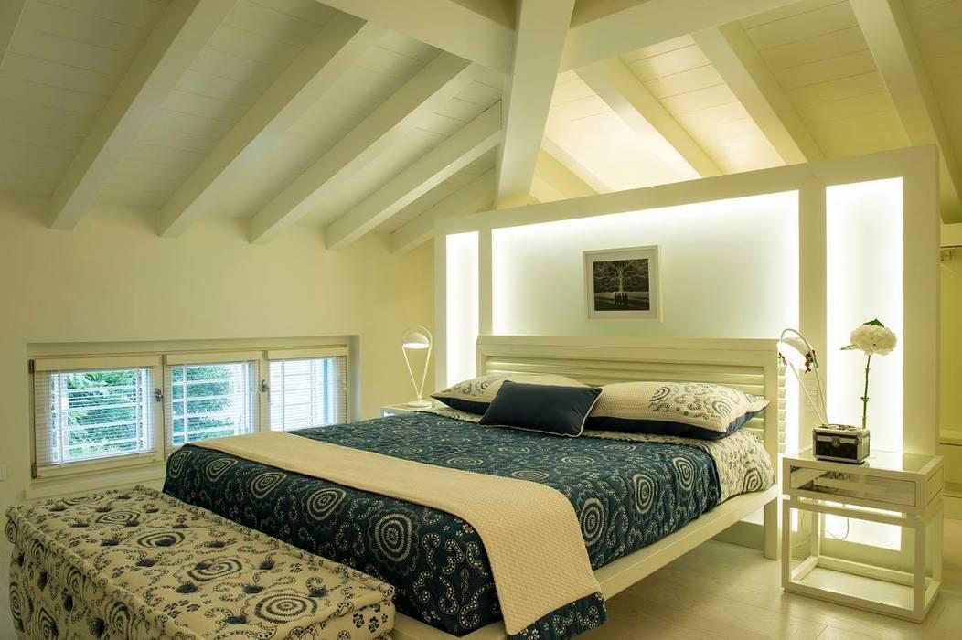 Camera Da Letto Padronale Foto : Camera da letto padronale camera da letto in stile di studio