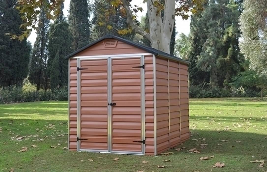 Casetas de jardín de estilo  por Naipex Jardín, S.L.U.