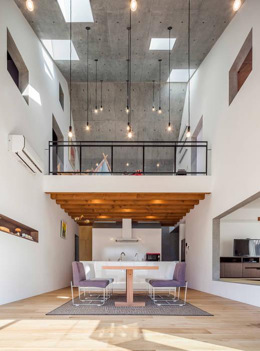Salle à manger moderne par ZOYA Design Office Moderne