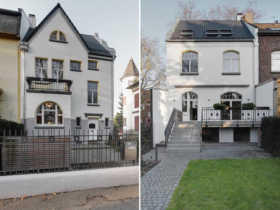 Case classiche di 28 Grad Architektur GmbH Classico