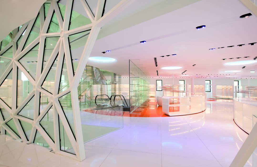 Palazzo Ex Unione Militare - Studio Fuksas Spazi commerciali moderni di fuksas Moderno