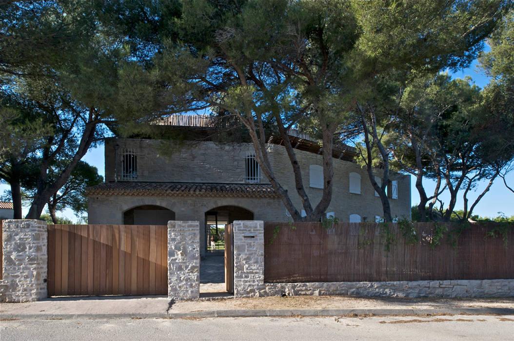 Rumah oleh MOA architecture, Mediteran