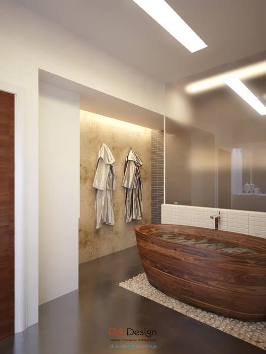 Minimalist bathroom by DA-Design Minimalist