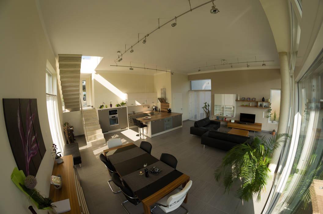 STRICK Architekten + Ingenieure Living roomAccessories & decoration