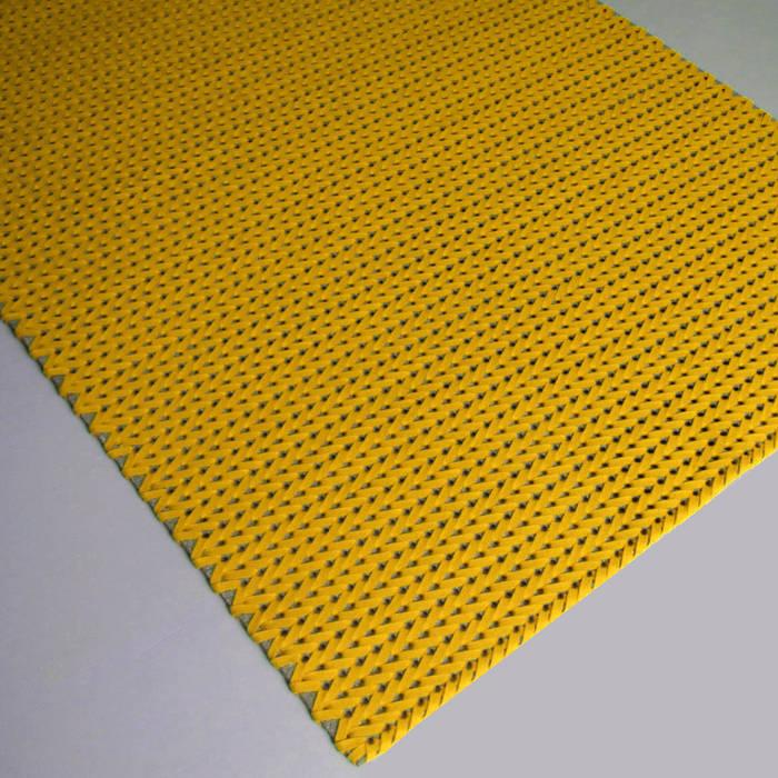 PLAIT: styl , w kategorii Ściany i podłogi zaprojektowany przez JOANNA RUSIN,