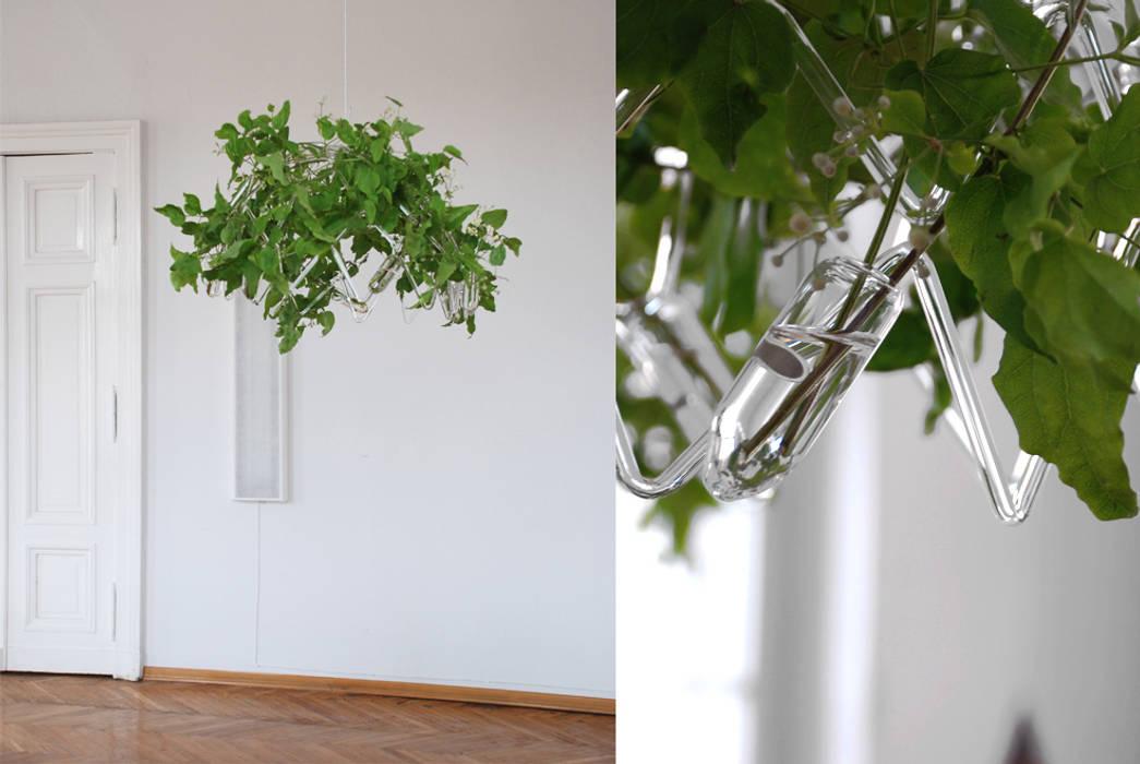 RENEVAL: styl , w kategorii Jadalnia zaprojektowany przez Agnieszka Bar Glass Design,
