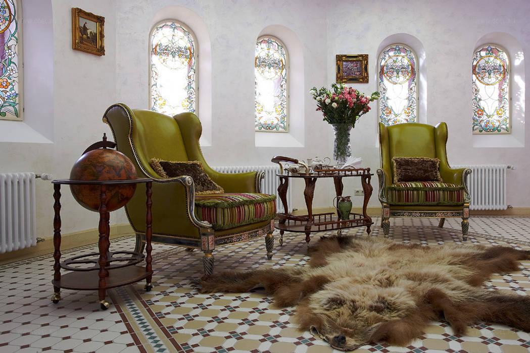 Трапезная: Столовые комнаты в . Автор – ODEL