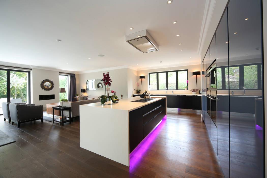 The kitchen Modern kitchen by Zodiac Design Modern