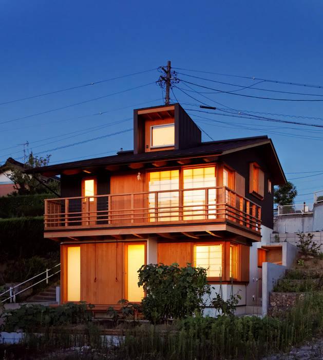 「和」: 磯村建築設計事務所が手掛けた家です。