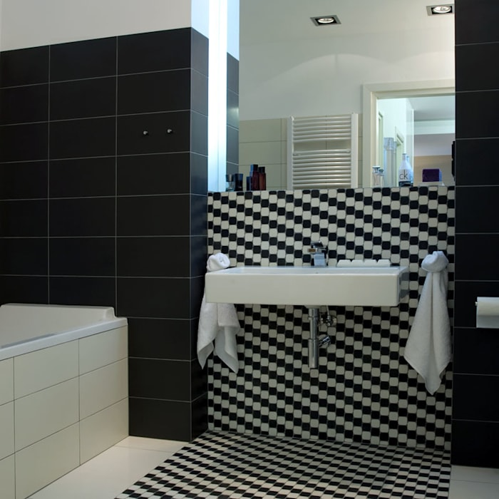 Bathroom by Designlab, Minimalist