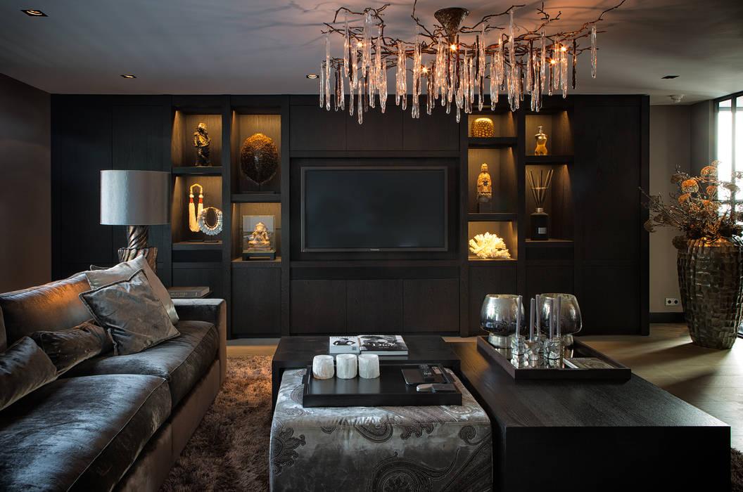 Living room Moderne woonkamers van BB Interior Modern