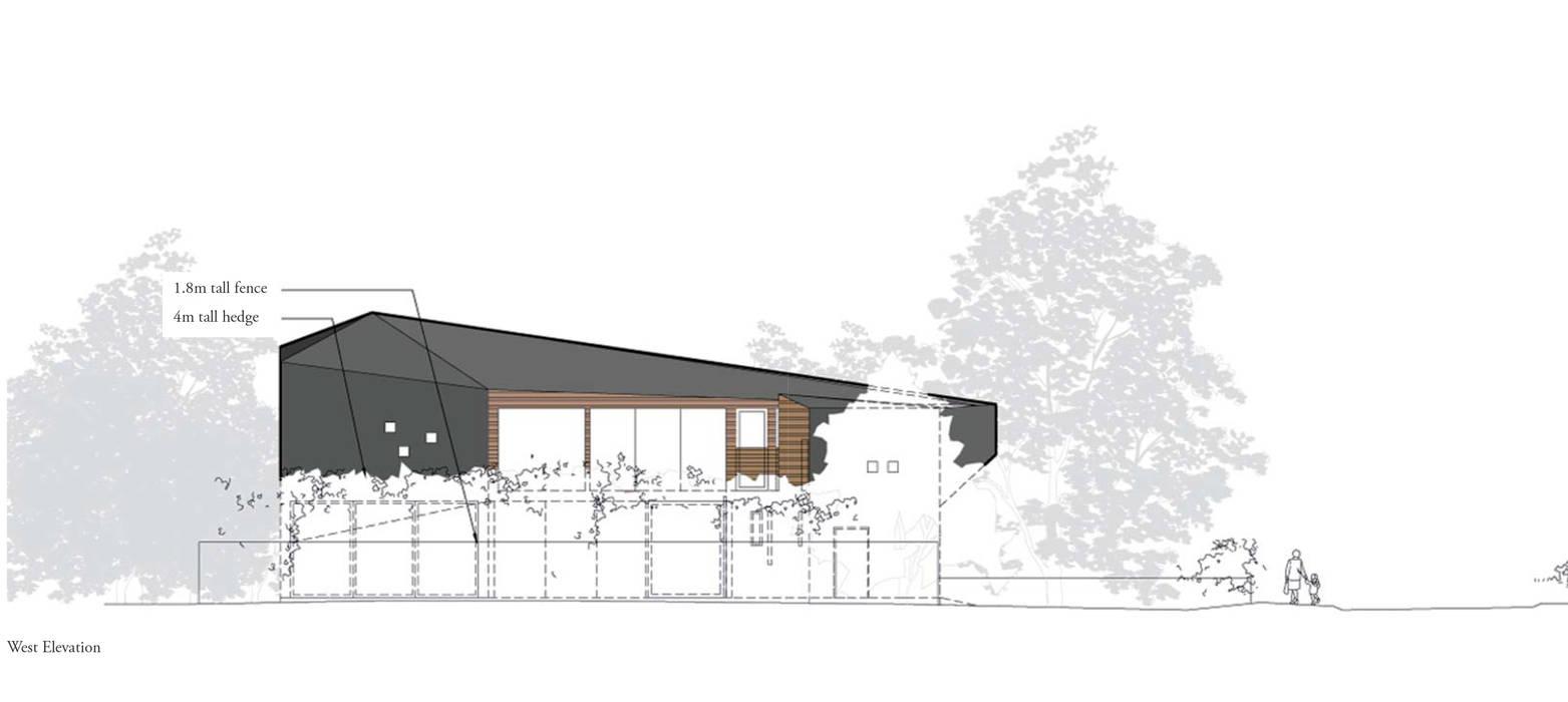 Materials di MZO TARR Architects