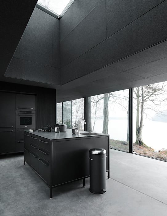 Vipp kitchen Vipp 廚房收納櫃與書櫃