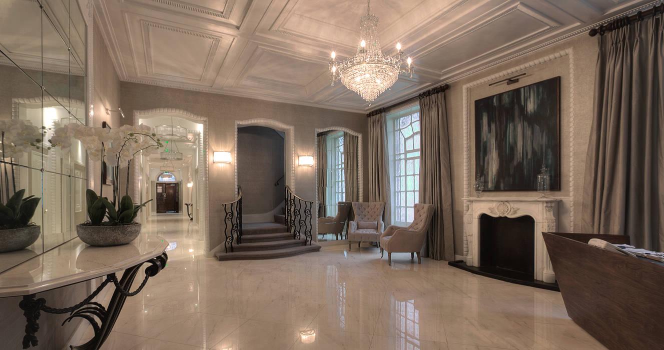 Koridor dan lorong oleh Temza design and build, Modern