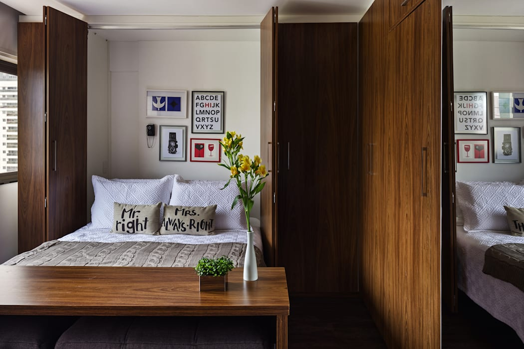 Modern style bedroom by homify Modern