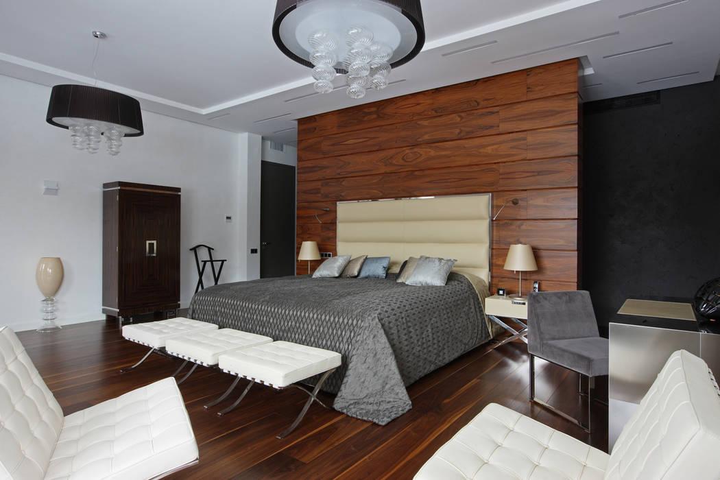 Dormitorios de estilo ecléctico de Henry Bloom Ecléctico