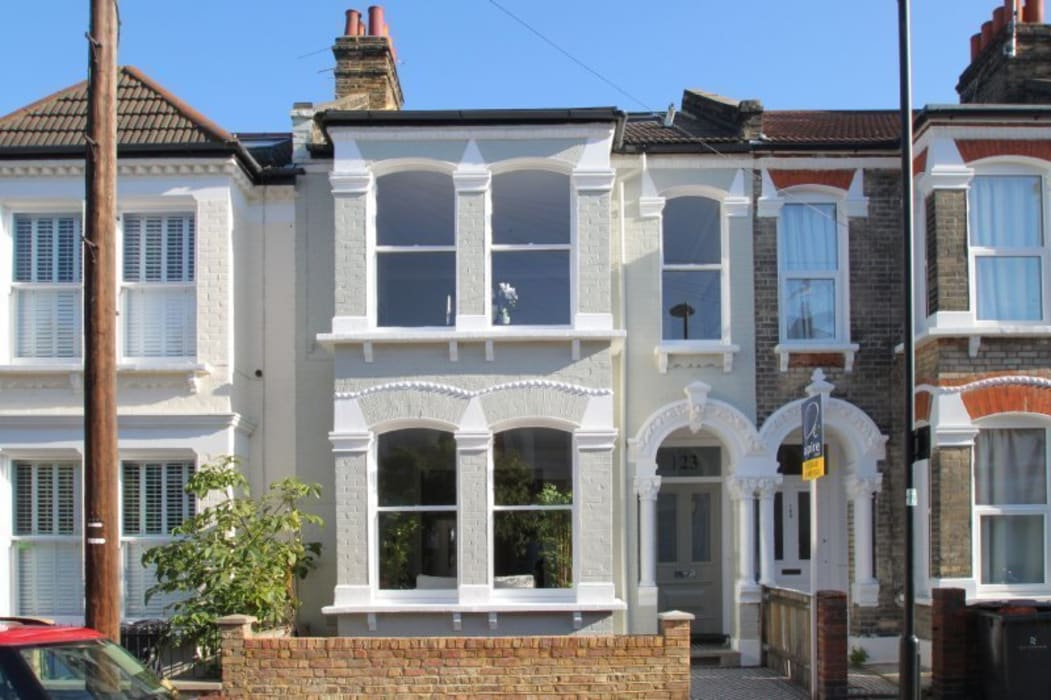 Narbonne Avenue Clapham Bolans Architects Classic style windows & doors