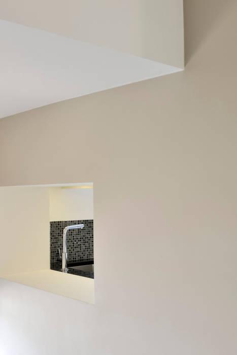 atelier d'architecture FORMa* Minimalist kitchen