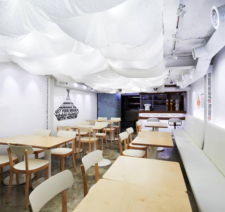 Hohum(숨breath)의 이미지화 : Design m4의  레스토랑