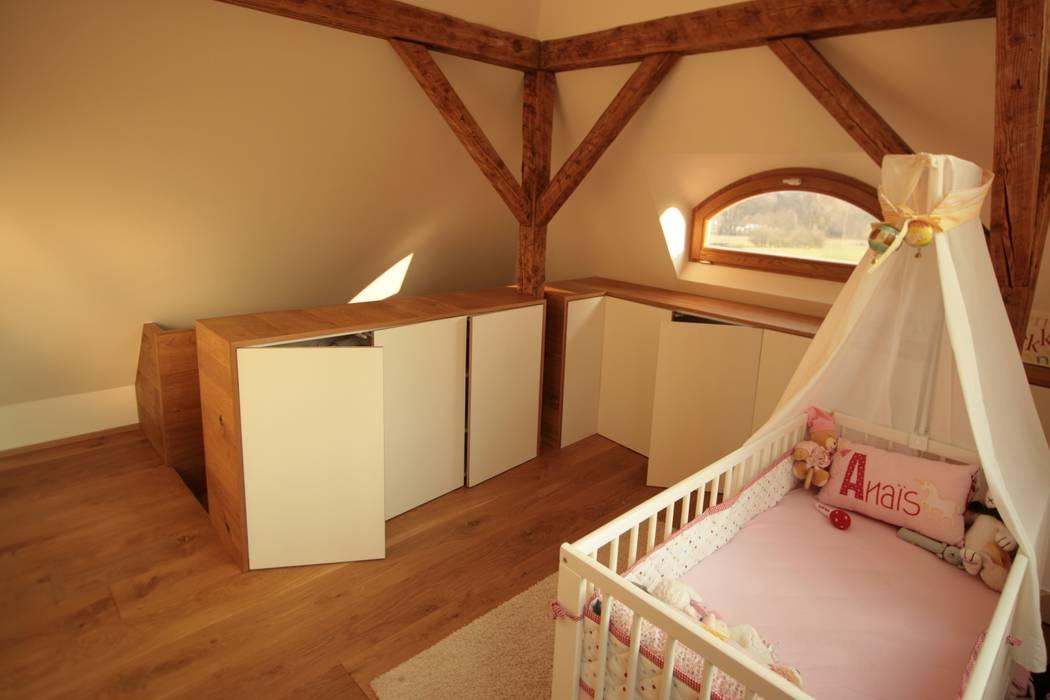 bjoernschmidt architektur Modern style bedroom