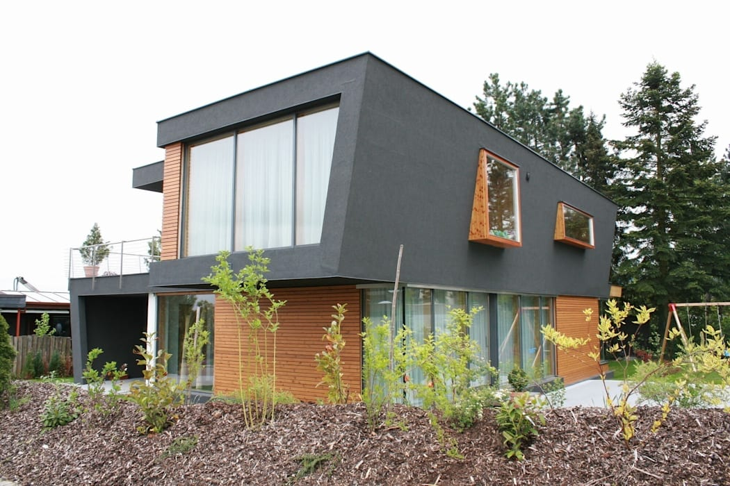 Maisons de style  par böser architektur,
