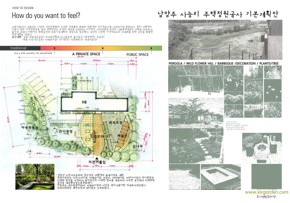 야외무대/공연장 러스틱스타일 정원 by Urban Garden AIN.Ltd 러스틱 (Rustic)