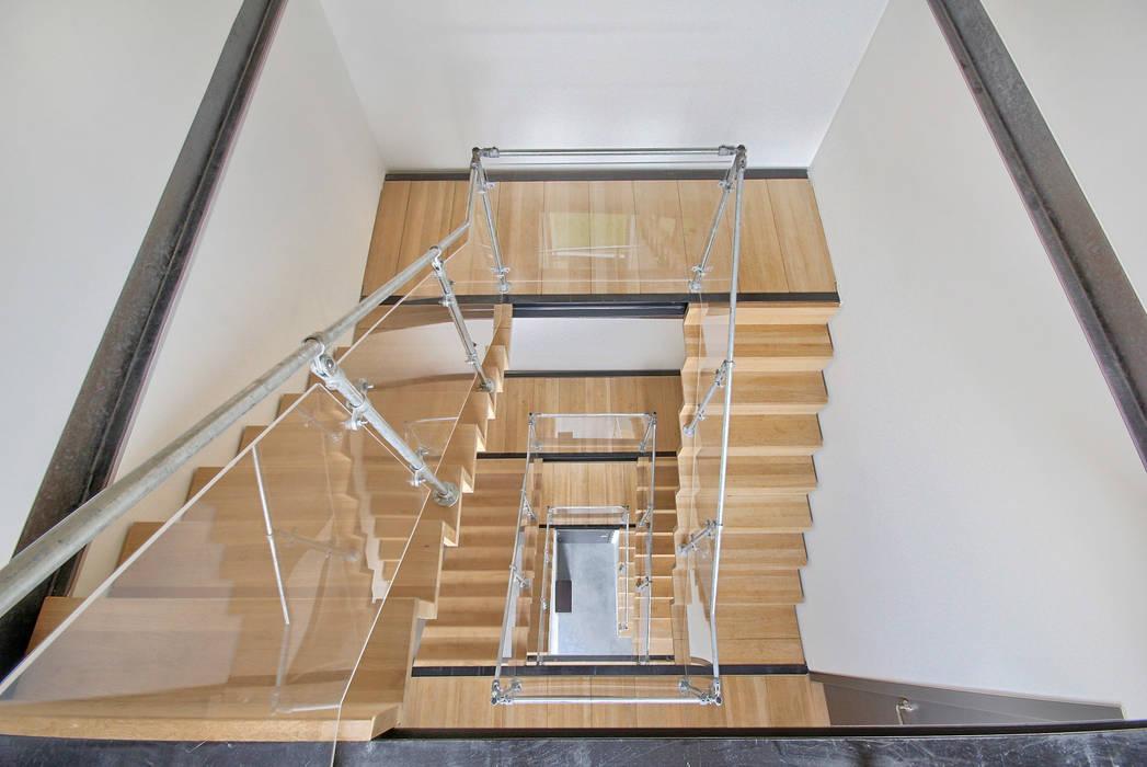 trappenhuis van Architectenbureau Prent BV