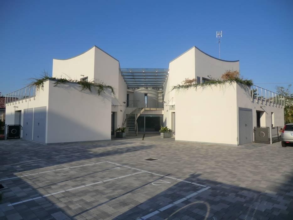 foto 2: Case in stile in stile Moderno di studio associato Chinellato - Favaretto