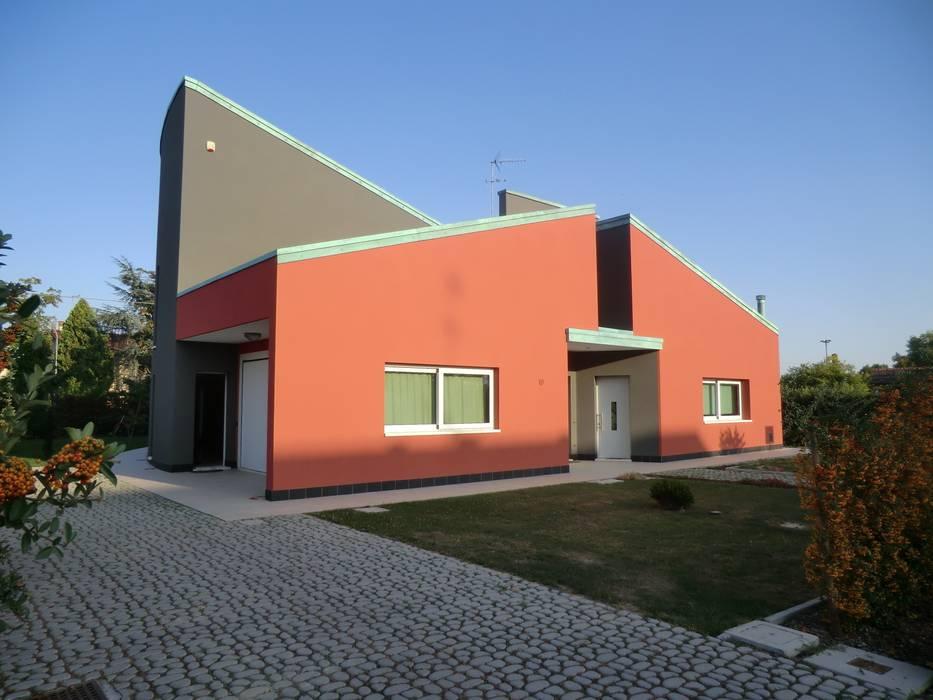 foto 1: Case in stile in stile Moderno di studio associato Chinellato - Favaretto